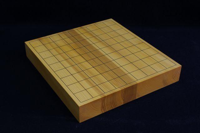 国産榧卓上将棋盤 1.8寸