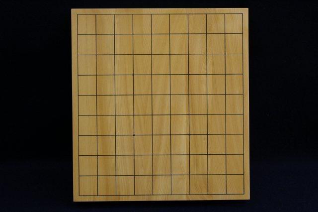 国産榧卓上将棋盤 1.9寸