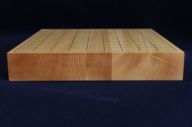 日向榧卓上将棋盤 1.85寸