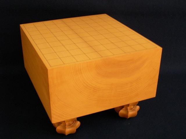 本榧将棋木裏盤 5.5寸