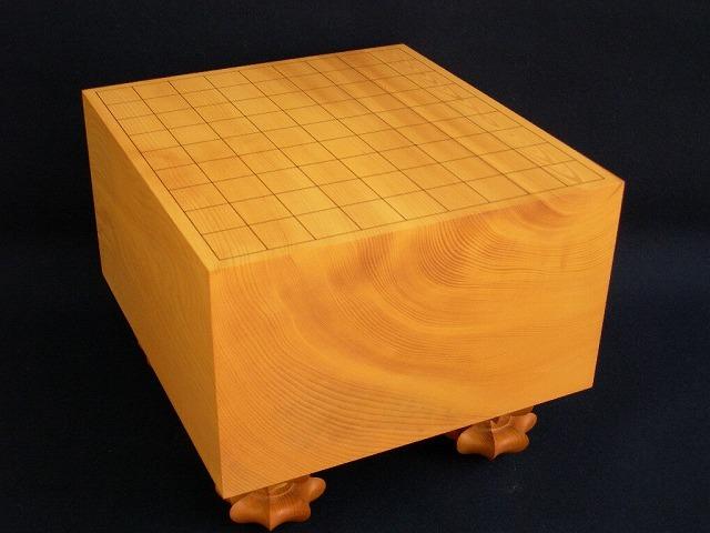 本榧将棋木裏盤 6.5寸