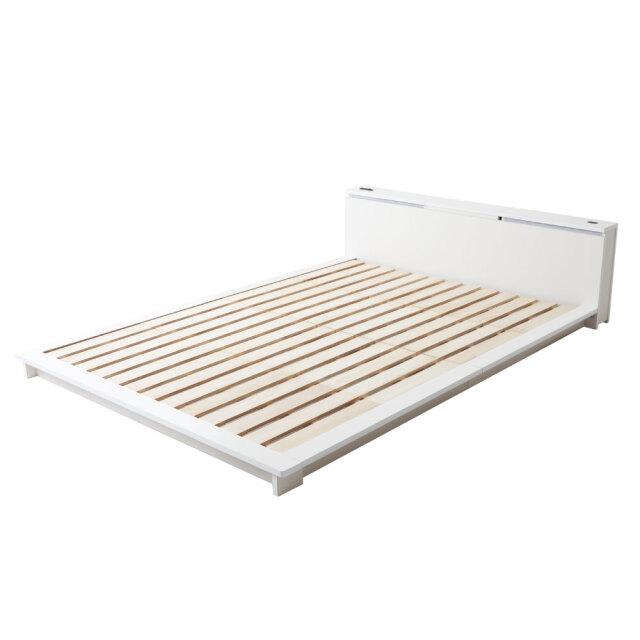 日本製フロアーベッド ステージタイプ 桐スノコ床板 日時指定便対応