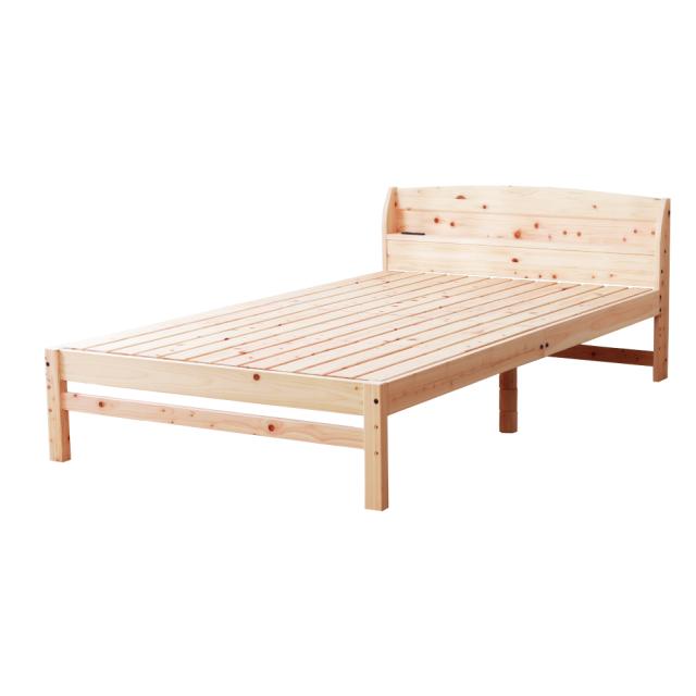 国産ひのきすのこベッド 最短配送対応タイプ ウッドデザイン賞受賞モデル