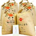 【定期便】秋田県産 農家直送 あきたこまち 子どもに食べさせたいお米 精米30kg(5kg×6袋) 古代米付き