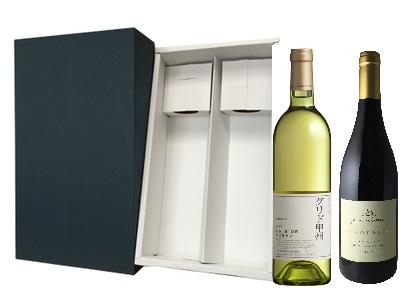 【送料無料】 贈答用 赤白ワイン5000円セット