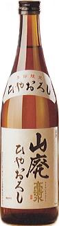 【秋田】 高清水 ひやおろし 山廃 720ml