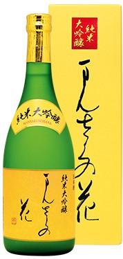 【秋田】 純米大吟醸 まんさくの花 720ml