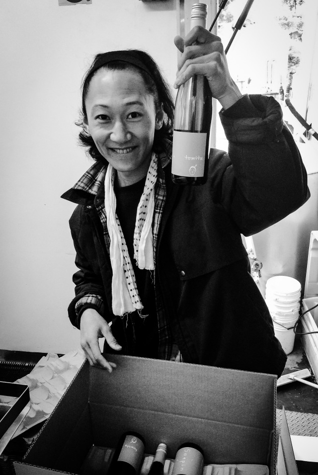 Wine Tomita Sanpin ワイントミタ さんぴん 2016
