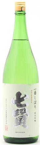 【山梨】 七賢 一番しぼり 純米吟醸  720ml