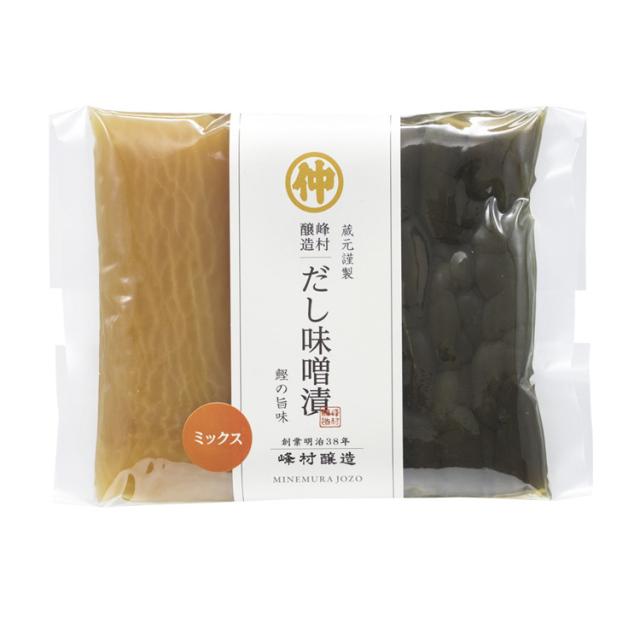 だし味噌漬ミックス180g(大根・きゅうり)