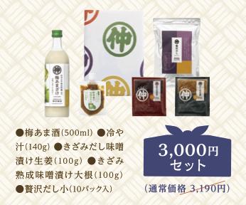 20年3000円ギフト