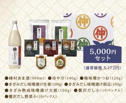 20年5000円ギフト