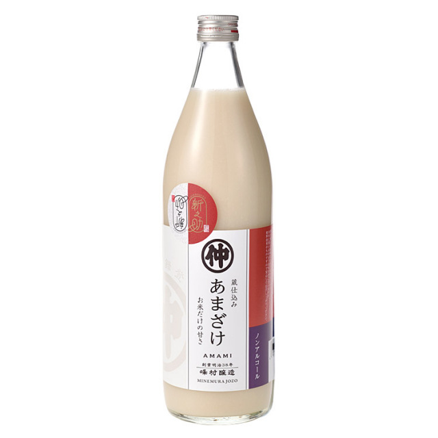 新潟の味*糀の甘酒
