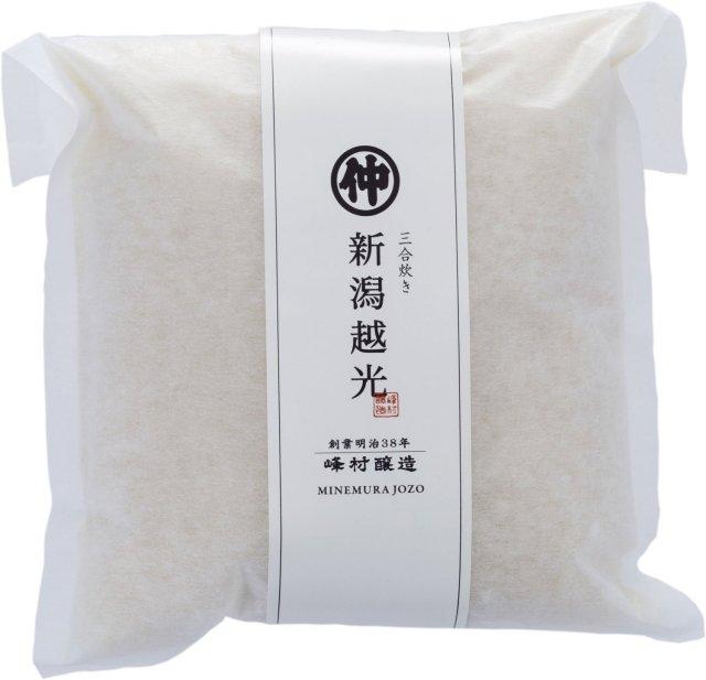 新潟越光(新潟県産コシヒカリ) 3合(450g)