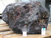 ショールトルマリン(鉄電気石)原石/展示用/ブラックトルマリン/特大サイズ