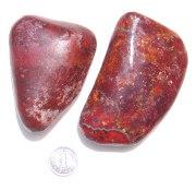 国産碧玉(ジャスパー)みがき石 出産のシンボル ストーンセラピーにも最適