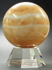 黄蛍石(アラゴナイト/霰石)