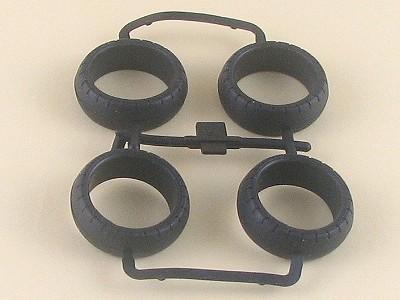 T0001951 タミヤ ダイナホークCパーツ(タイヤ)