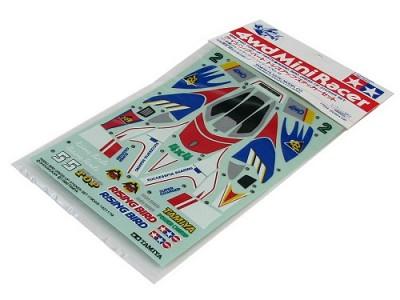 T15049 タミヤ ライジング・バード ドレスアップステッカーセット