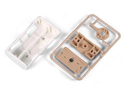 T70151 タミヤ 単3電池ボックス(2本用/逆転スイッチ付)