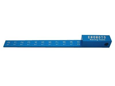 SE3249-14-2 えのもとサーキット えのもとセッティングゲージ(青)