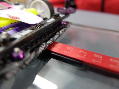 セッティングゲージサポートセット09