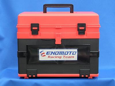 EE8200R えのもとオリジナル ピットボックス(レッド)