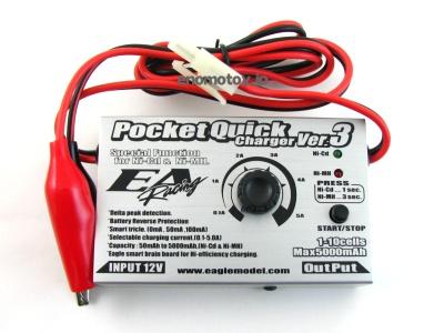 EG024111 イーグル ポケットクイックチャージャー Ver.3