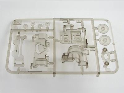 T0000277 タミヤ アフターパーツ VSシャーシ用 Aパーツ(スモーク)
