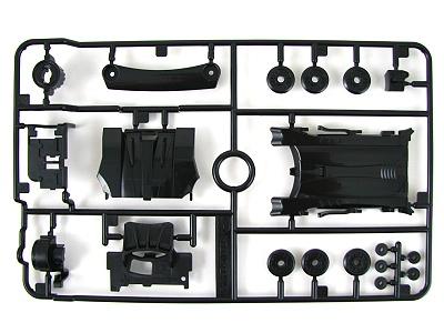 T0007587 タミヤ アフターパーツ AR Aパーツ(黒)