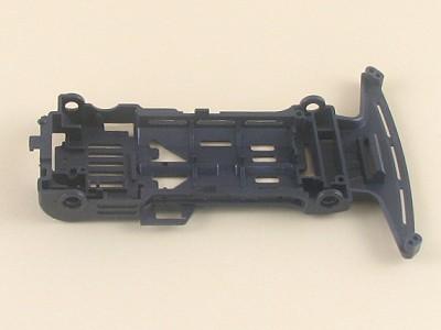 T0331074 タミヤ スーパー1シャーシ(グレー)