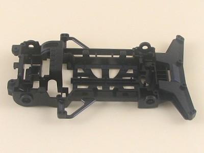 T0331129 タミヤ Xシャーシ(ブラック)
