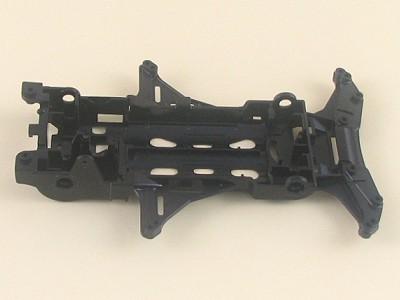 TA1141 タミヤ アフターパーツ VSシャーシ(ブラック)