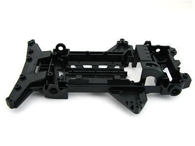 T0331214 タミヤ XXシャーシ(ブラック)