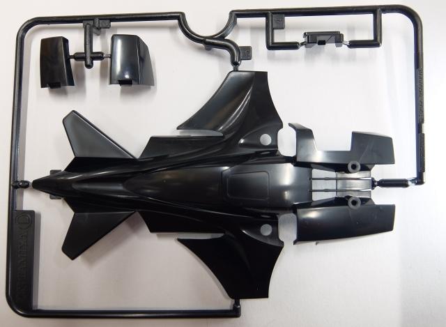 T10001909 タミヤ アフターパーツ レイホークガンマ Dパーツ(ボディ)