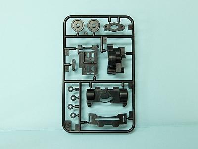 T10001999 タミヤ アフターパーツ   VSシャーシ用 Aパーツ(深緑)