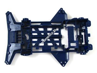 T10331221 タミヤ アフターパーツ XXシャーシ(ブルー)