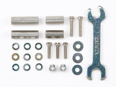 T15395 タミヤ 六角マウントセット(10mm、15mm)