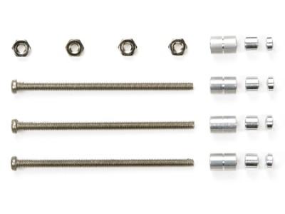 T15407 タミヤ ビスセットD (40mmステンレスビス)