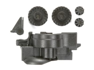 T15438 タミヤ 強化ギヤ&ワンロックギヤカバー(スーパーIIシャーシ用)