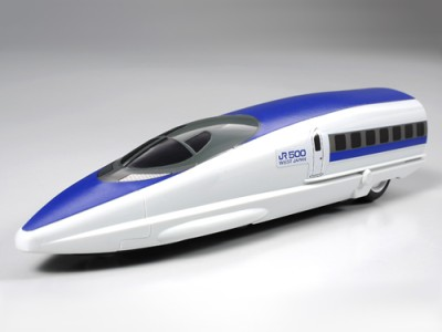 T17804 タミヤ 楽しいトレイン 500系 新幹線
