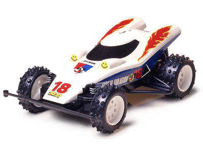 T18007 タミヤ スーパードラゴンJr.【スポット再販】