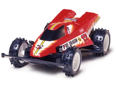 T18011 タミヤ ファイヤードラゴンJr.【スポット再販】