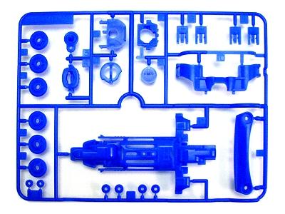 T19000530 タミヤ MAシャーシ Aパーツ(ブルー)