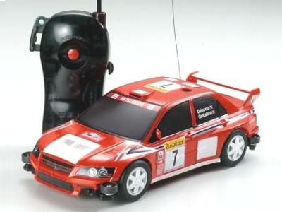 T19703 タミヤ 三菱ランサーエボリューションVII WRC
