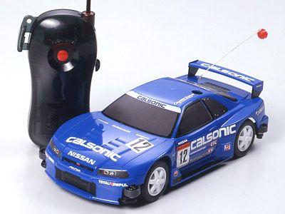 T19705 タミヤ カルソニック スカイライン GT-R 2002