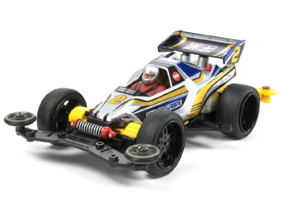 T94815 タミヤ レーサーミニ四駆 スーパーセイバー オープントップ