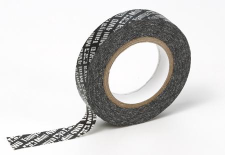 ミニ四駆マルチテープ(10mm幅 ブラック)