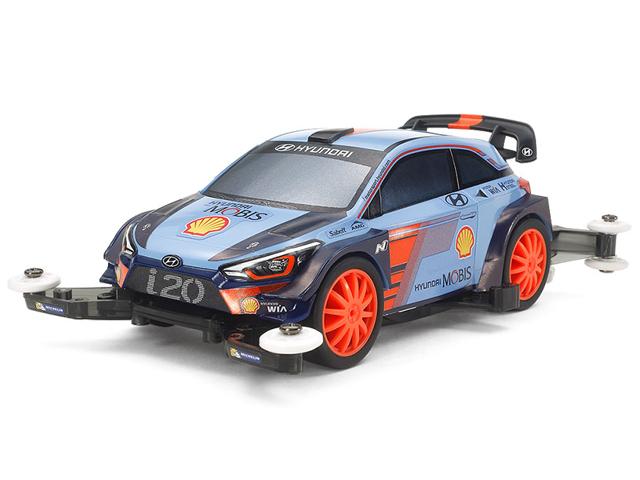 T95517 タミヤ ヒュンダイ i20 クーペ WRC (MAシャーシ)