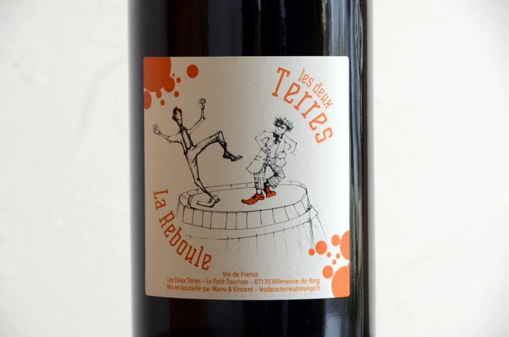 ドメーヌ・レ・ドゥーテール / ラ・ルブール18  Les Deux Terres Reboule Rouge
